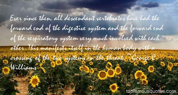 Quotes About Vertebrates