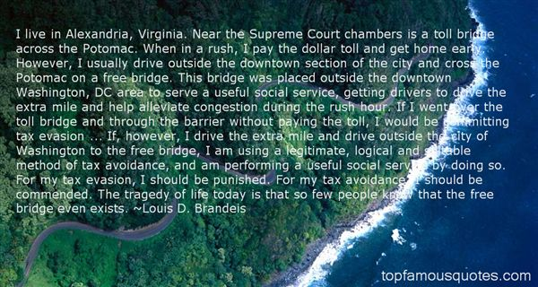 Quotes About Washington Dc