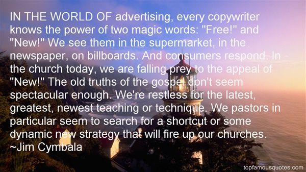 Quotes About Advertising Strategy