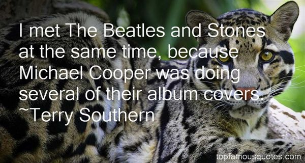 Quotes About Album Covers