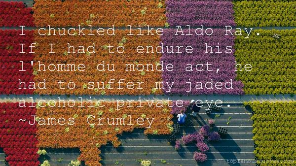 Quotes About Aldo