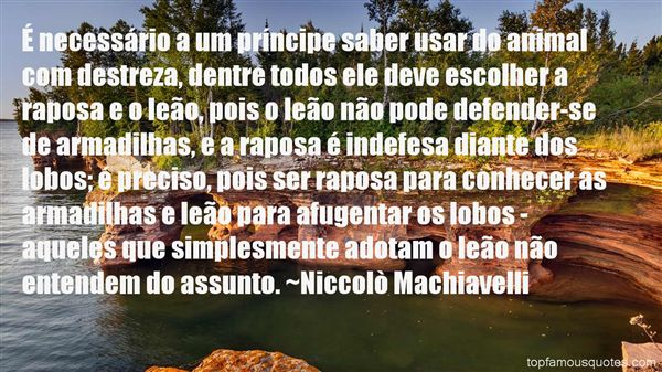 Quotes About Armadilha