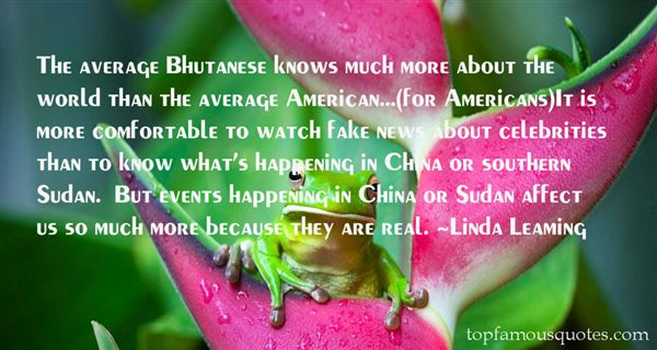 Quotes About Bhutan
