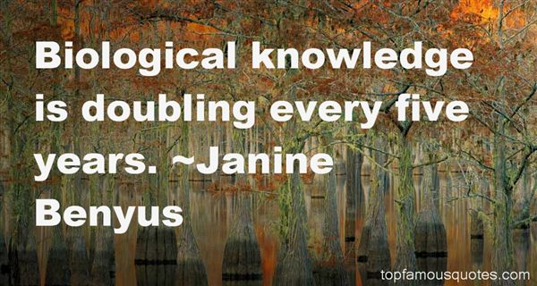 Quotes About Biological
