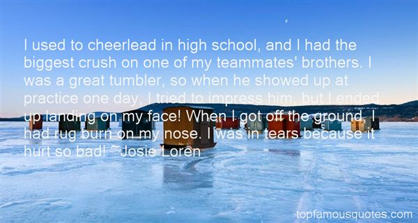 Quotes About Cheer Team