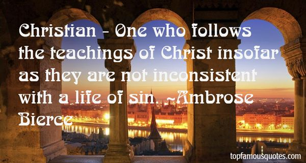 Quotes About Christian Life