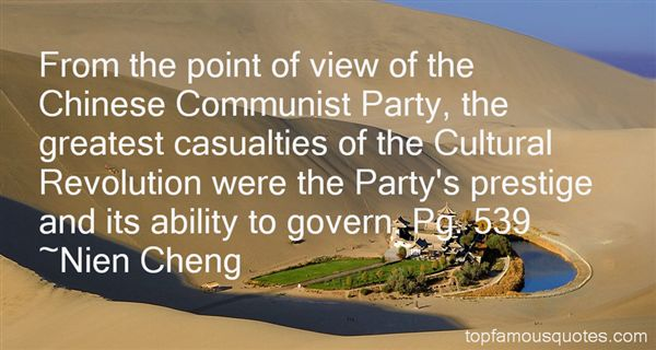 Quotes About Communist Party