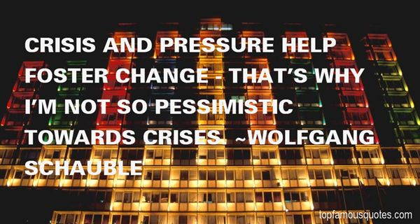Quotes About Crisis And Change