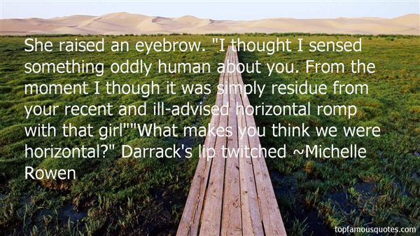 Quotes About Darrack
