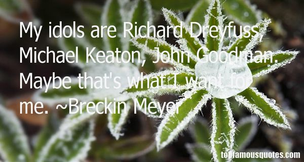 Quotes About Dreyfuss