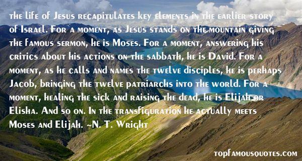 Quotes About Elijah