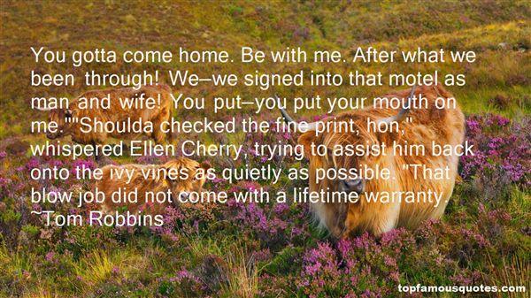 Quotes About Ellen Life
