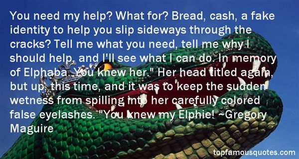 Quotes About Elphie