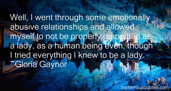 Quotes About Emotionally Abusive Relationships