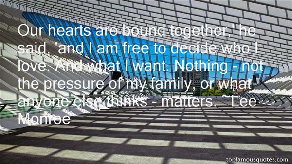 Quotes About Family Matters