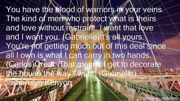 Quotes About Gabrielle