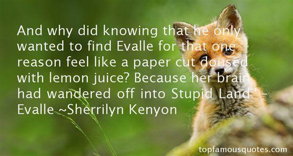 Quotes About Lemon Juice
