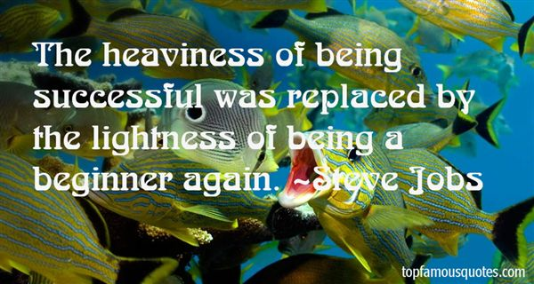 Quotes About Lightness Of Being