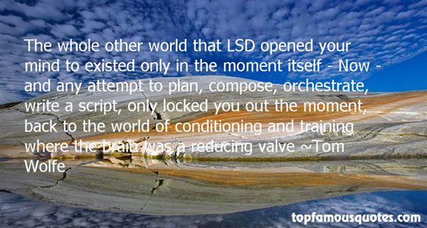 Quotes About Lsd