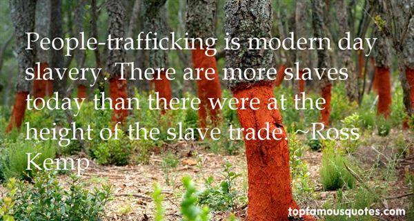 modern slavery essays