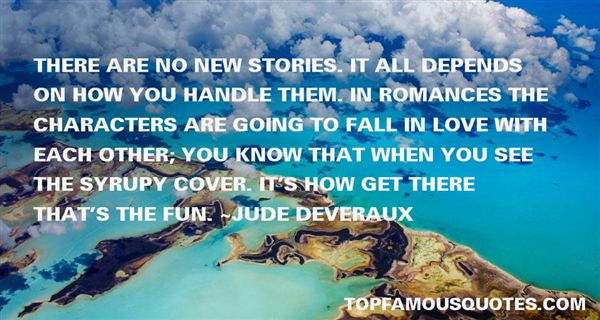 Quotes About New Romances