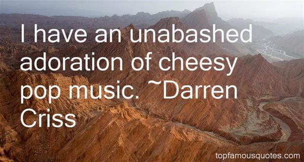 Quotes About Pop Music