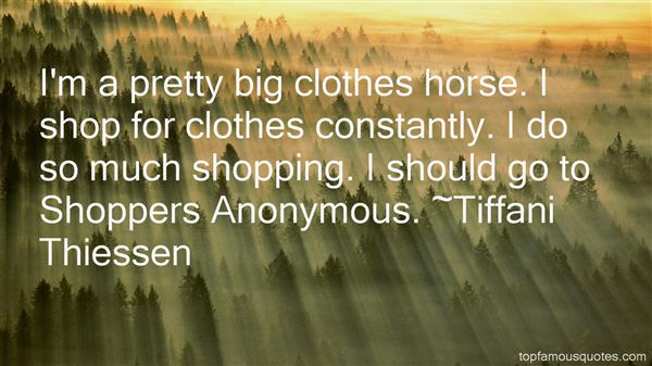 Quotes About Shopping