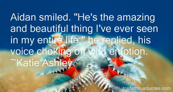 Quotes About Smiled
