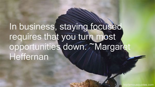 Quotes About Staying Focused