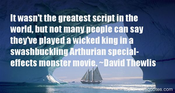 Quotes About Swashbuckling