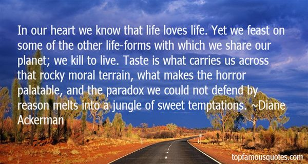 Quotes About Sweet Temptations