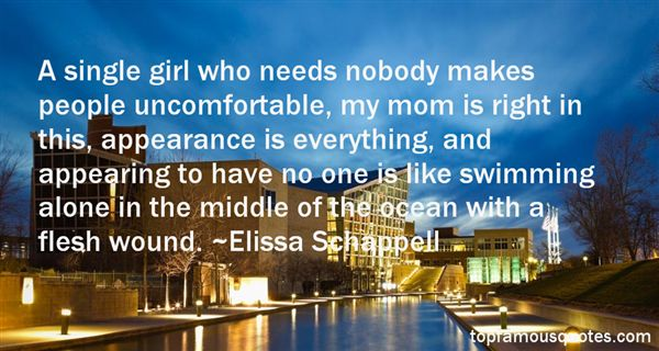 Quotes About Swimming In The Ocean