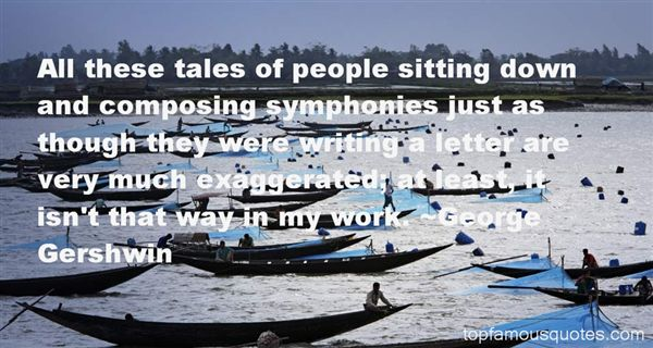 Quotes About Symphonies