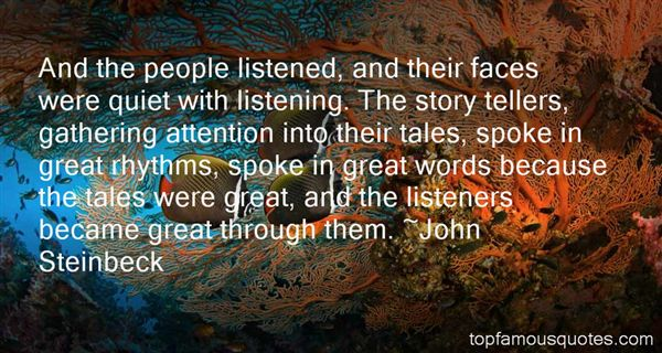 Quotes About Tellers