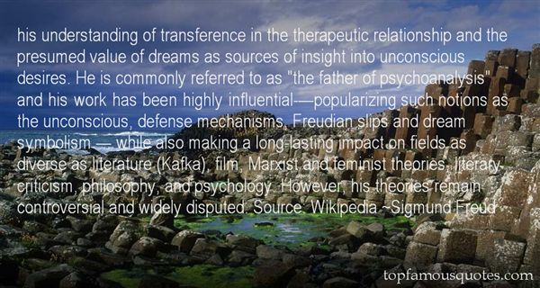 Quotes About Therapeutic Relationship