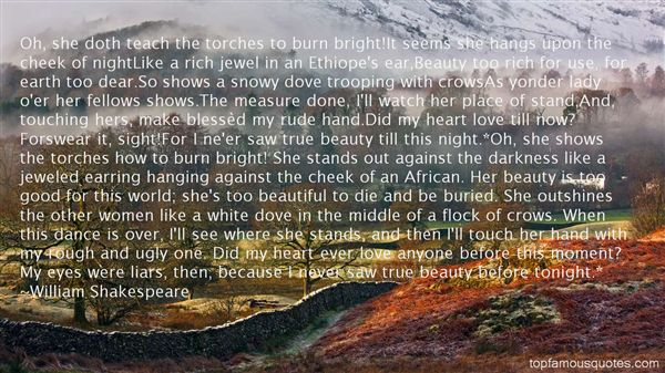 Quotes About African Beauty