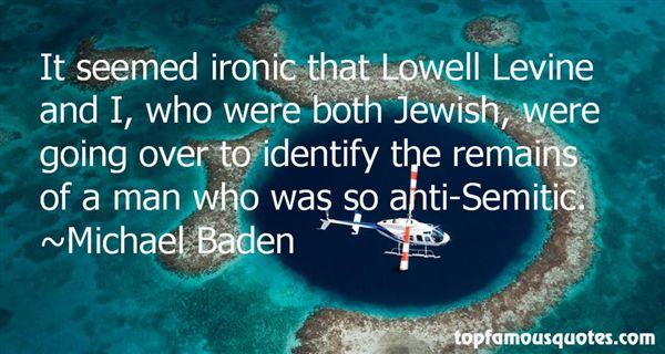 Quotes About Anti Semitic
