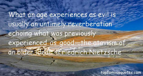 Quotes About Atavism