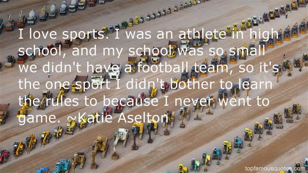 Quotes About Athlete
