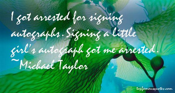 Quotes About Autographs