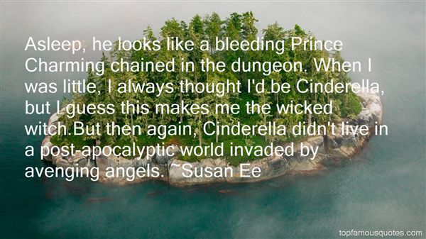 Quotes About Avenging Angels