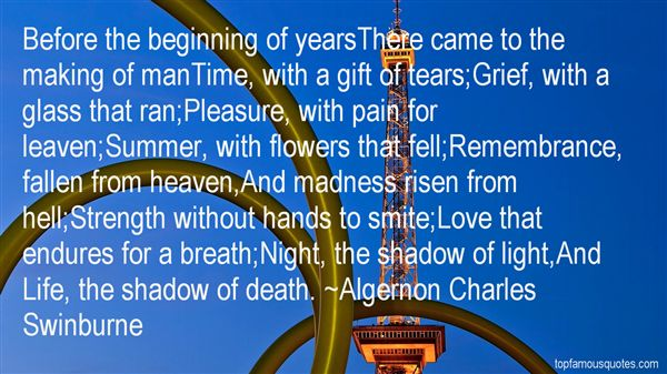 Quotes About Before Death