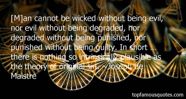 Quotes About Being Punished