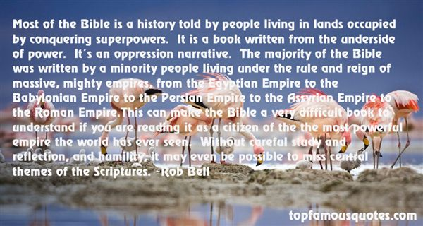 Quotes About Bible Scriptures