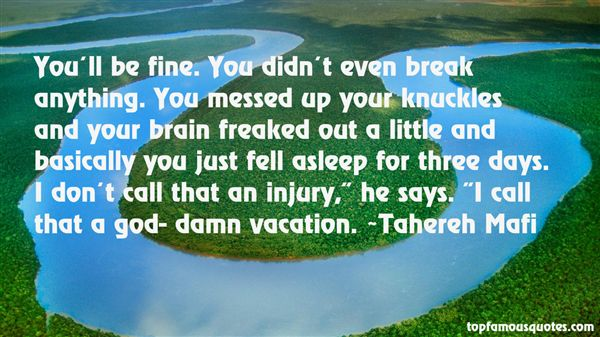 Quotes About Brain Injury