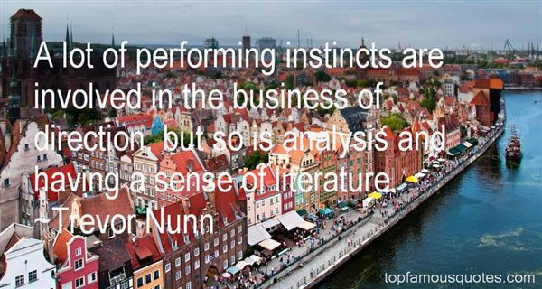 Quotes About Business Analysis