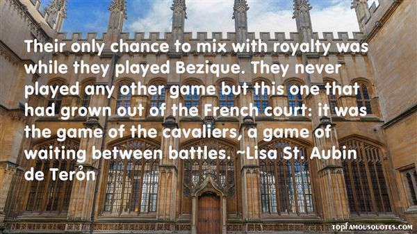 Quotes About Cavalier