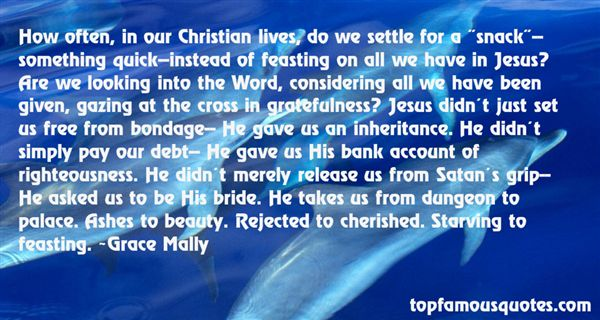 Quotes About Christian Gratefulness