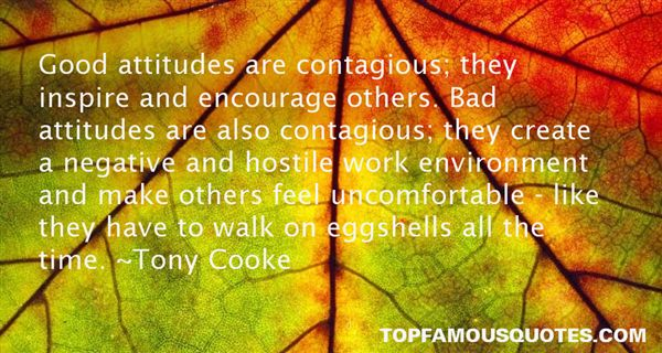 Quotes About Contagious