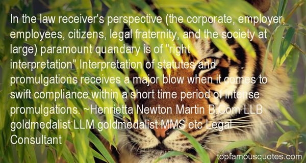 Quotes About Corporate Compliance